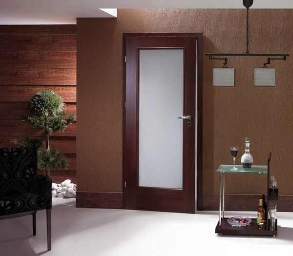 Install Interior Doors Interior Wood Doors And Their Frosted Glass Provides  An Intimate Touch Install Interior