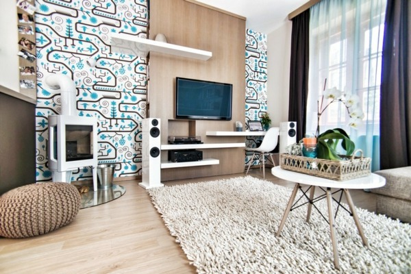 Perfect ... Extravagant Apartment With Bespoke Interior Design In Budapest
