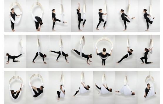 Cool and practical furniture design – Zen Circus Yoga