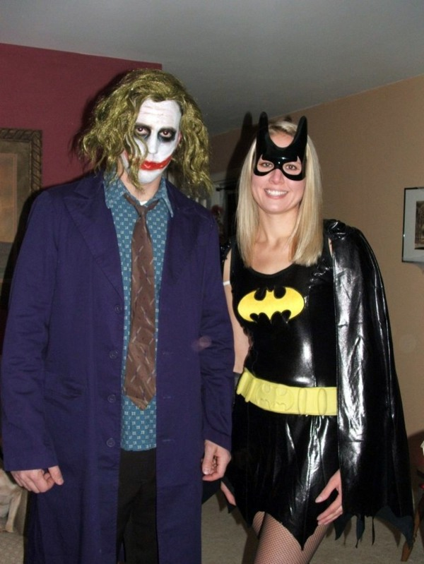 Batman and Joker Girl Halloween Costumes - unusual ideas and tips  sc 1 st  AVSO.ORG & Halloween Costumes u2013 unusual ideas and tips | Interior Design Ideas ...