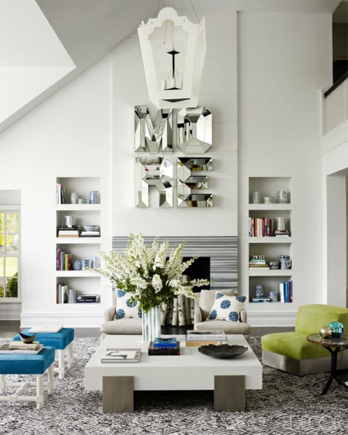 Cool Living Room Desing: Cool Interior Design Ideas For How You Can Make A Small