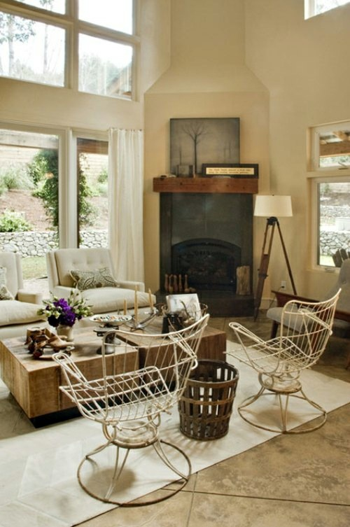 Cool interior design ideas for how you can make a small living room