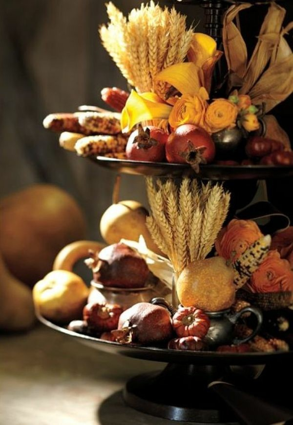 30 ideas for festive fall decorating from nature