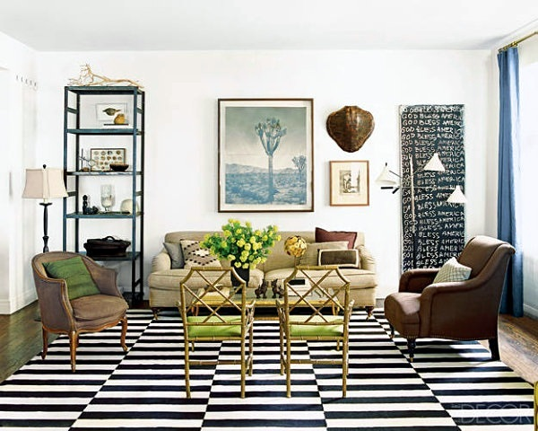 How can you set up your living room – 17 creative and practical ...