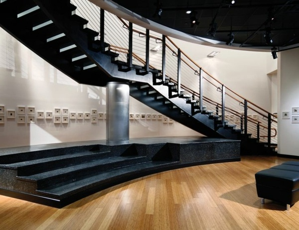 Einrichtungsideen   101 Modern Stairs Appear As An Eye Catcher In Your Home