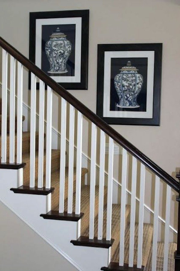 The Railing Is Interesting 101 Modern Stairs Appear As An Eye Catcher In  Your Home