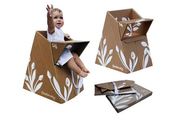 Designer Childrens Furniture High chairs for babies and toddlers