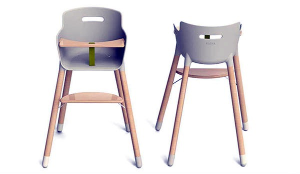 designer furniture high chairs for babies and toddlers