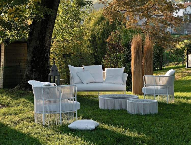 Gartenmöbel   Outdoor Lounge Furniture With Italian Design