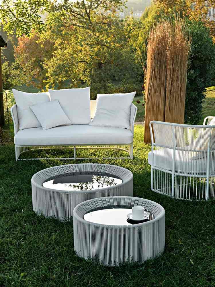 Designer Garden Furniture Lounge Gartenmöbel   Outdoor Lounge Furniture  With Italian Design