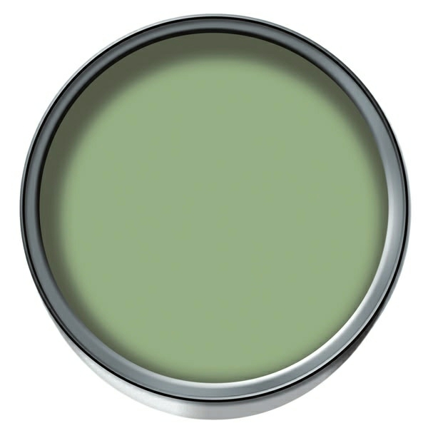 Wandfarbe - Wall color olive green relaxes the senses and fights ...