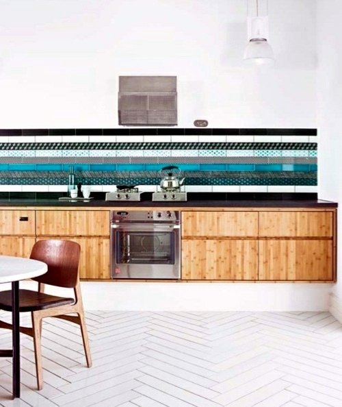 30 cool and creative kitchen mirror ideas for every kitchen area ...