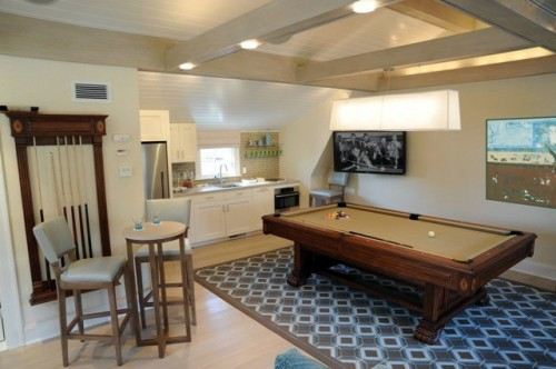 ... 10 Billiard Room Decoration Ideas   Game Room For Adults