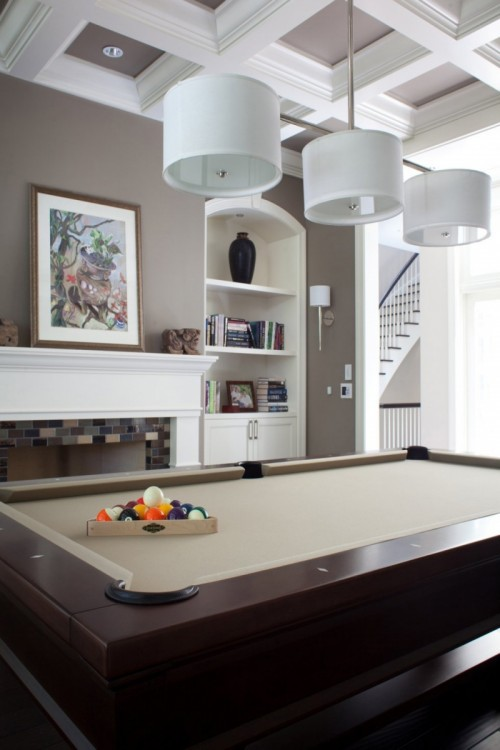 Design Your Own Billiard Room