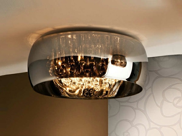 15 modern ceiling lights that catch the eye immediately interior agros chandeliers with crystals einrichtungsideen 15 modern ceiling lights that catch the eye immediately aloadofball Image collections
