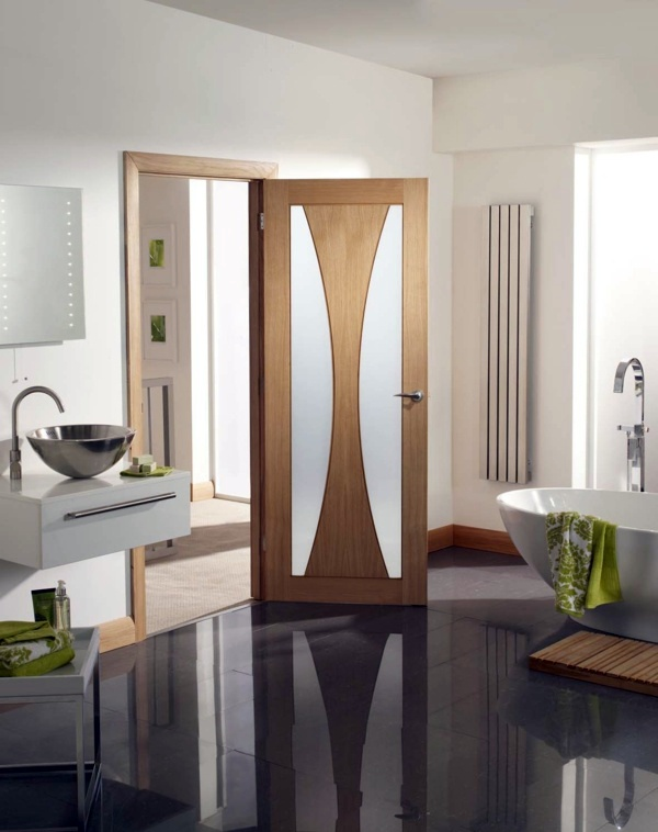 bathroom door Buy cheap internal doors - 30 remarkable rooms doors for every home & Buy cheap internal doors \u2013 30 remarkable rooms doors for every ... Pezcame.Com