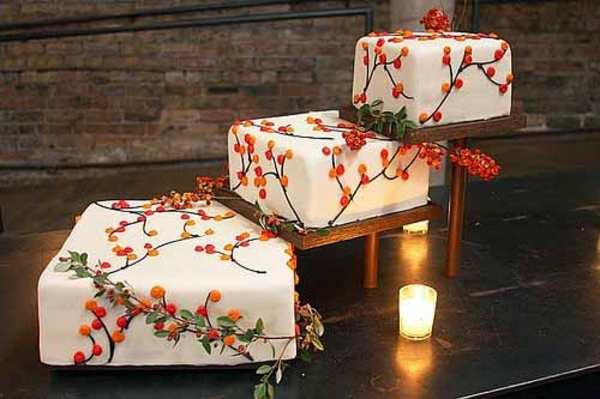 Tiered Wedding Cakes The Symbol Of Every Wedding
