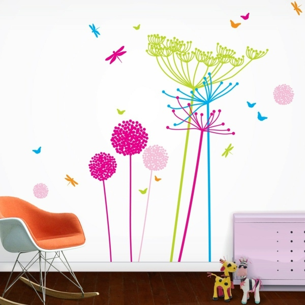 Contemporary Wall Decals 18 great pattern for your wall