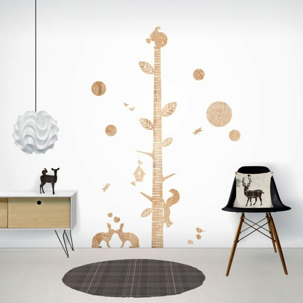 For A More Subtle Look Contemporary Wall Decals 18 Great Pattern For Your Wall Decoration