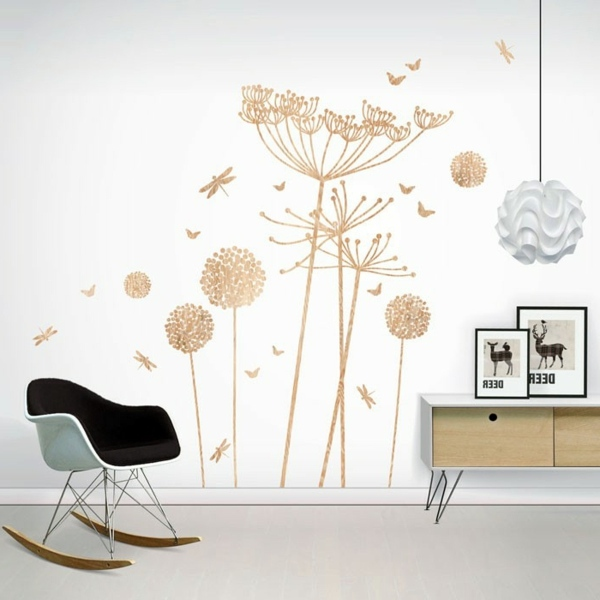 Contemporary Wall Decals   18 Great Pattern For Your Wall Decoration