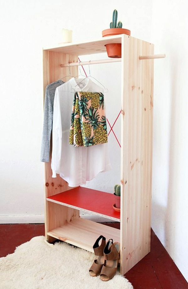 Build dressing room itself - craft ideas, instructions and pictures