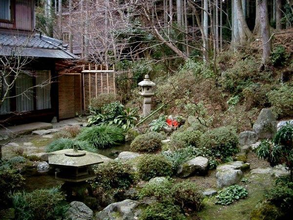 Landscaping With Rocks And Water Small Japanese Garden