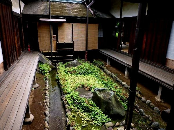 ... Landscaping With Rocks And Water   Small Japanese Garden