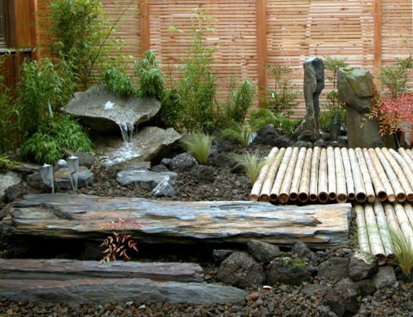 Marvelous ... Landscaping With Rocks And Water   Small Japanese Garden