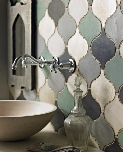 30 Styles And Ideas For Bathrooms And Bathroom Tiles | Interior