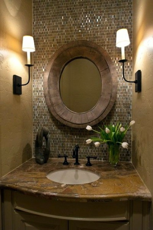 30 styles and ideas for bathrooms and bathroom tiles