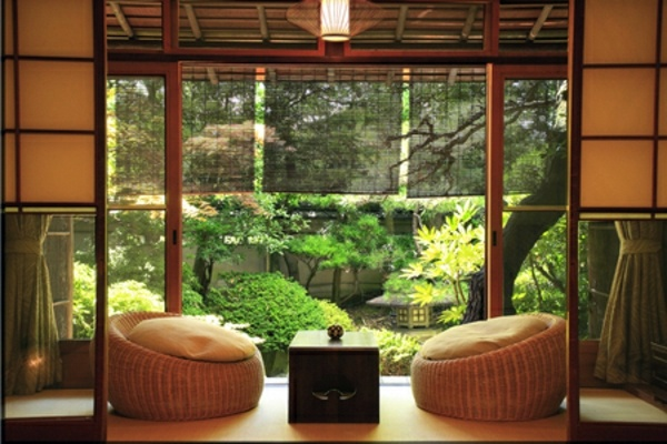 Japanese decoration idea 10 Japanese decoration ideas to set up our  apartment in Zen-style