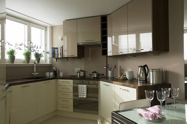 Modern Small Kitchen Designs   Get The Best Of It