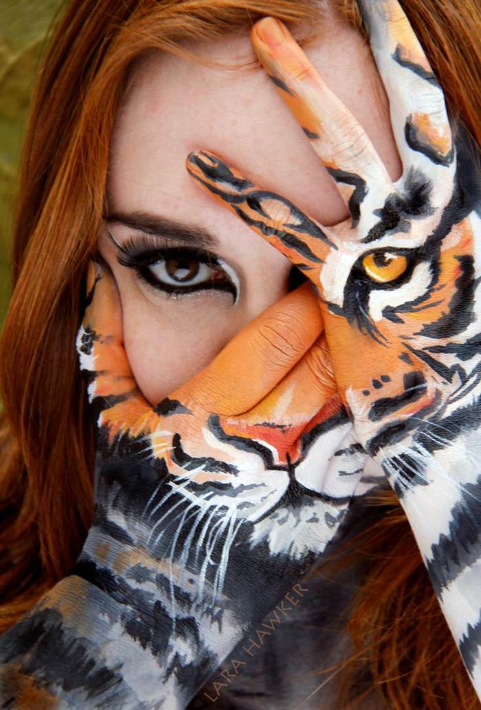Halloween Makeup – Ideas of a talented make-up artist | Interior ...