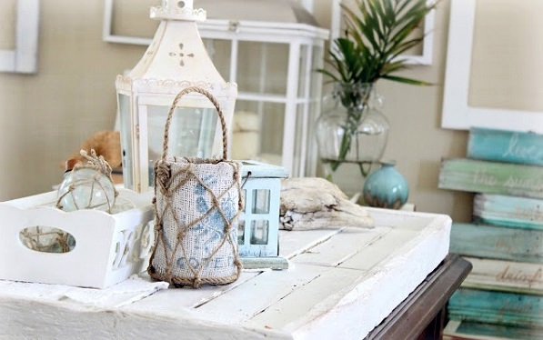 Create summer atmosphere at home – DIY decoration ideas for a ...