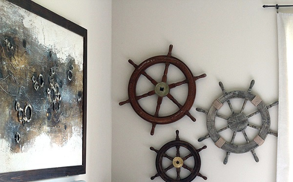 summer atmosphere at home – DIY decoration ideas for a nautical ...