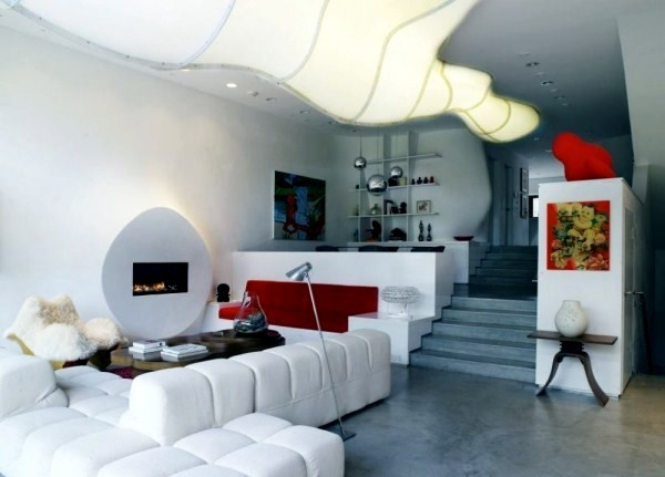 Source Design Boom A Modern House In Los Angeles With Creative Furniture The Interior