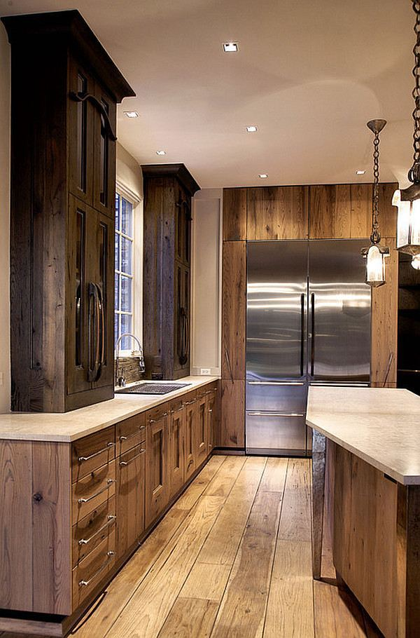 Cool kitchen cabinet details that could be part of interior design ...