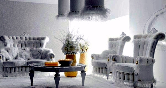 Luxury Dining Room Furniture Gorgeous And Enchanting