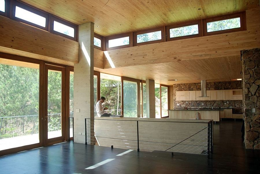 Sustainable Architecture An Eco Friendly Luxury Home In
