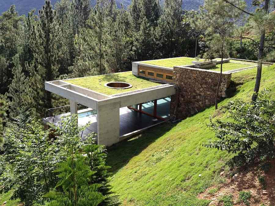 Sustainable architecture an ecofriendly luxury home in the