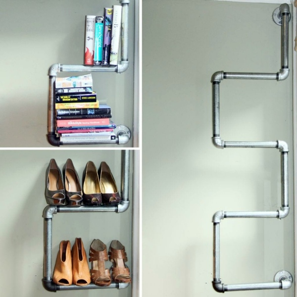 How can you build a shoe rack itself? – DIY furniture are all the ...