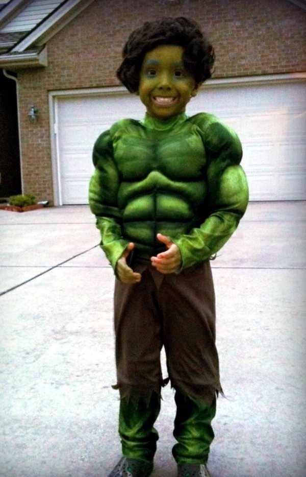 100 unique homemade costumes great diy clothes interior design the terrible hulk 100 unique homemade costumes great diy clothes solutioingenieria Gallery