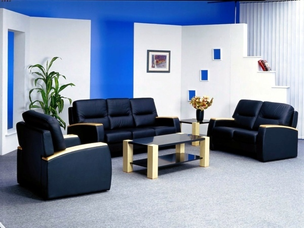Wall colors for living room 100 trendy interior design for Pictures of interior decoration of living room in nigeria