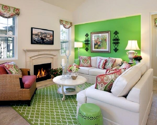 Wall Colors For Living Room Trendy Interior Design Ideas For