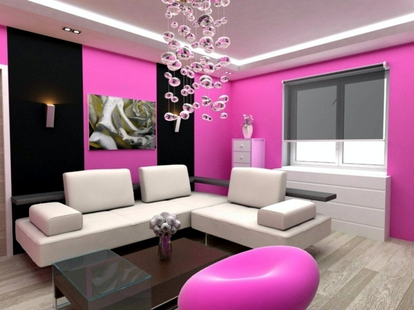 Wall colors for living room – 100 trendy interior design ideas for ...
