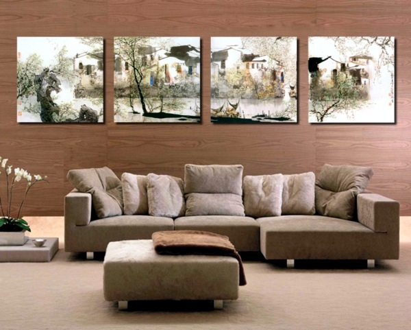 ... Wall Colors For Living Room   100 Trendy Interior Design Ideas For Your  Wall Decoration Part 54