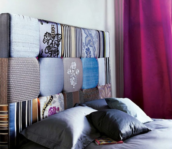 DIY   Do It Yourself   Bedroom Design   Cool DIY Headboards For You
