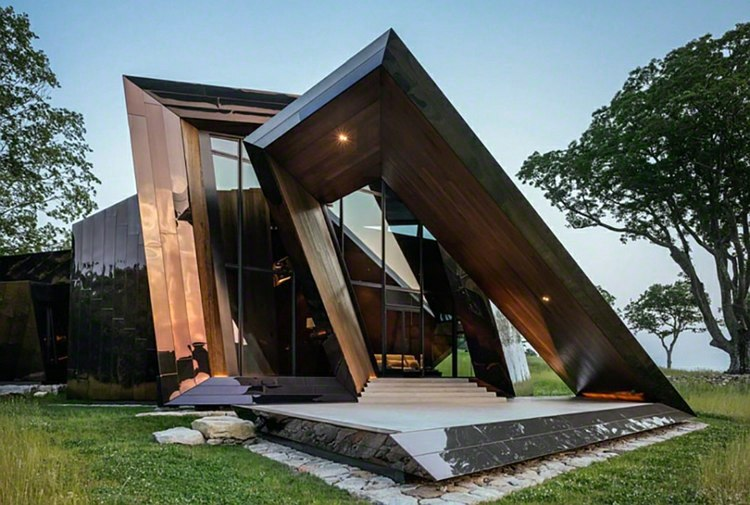 Architecture and Design – a unique architect-designed house of ...