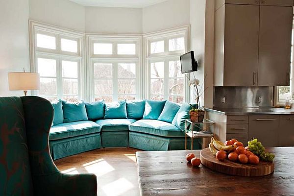 Turquoise Interior Design Refined And Stylish Interior