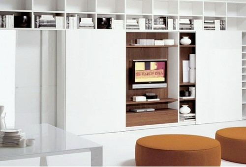 Practical Tips For Storage And Organization In Living Room